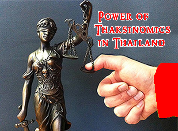 Power of Thaksinomics in Thailnad